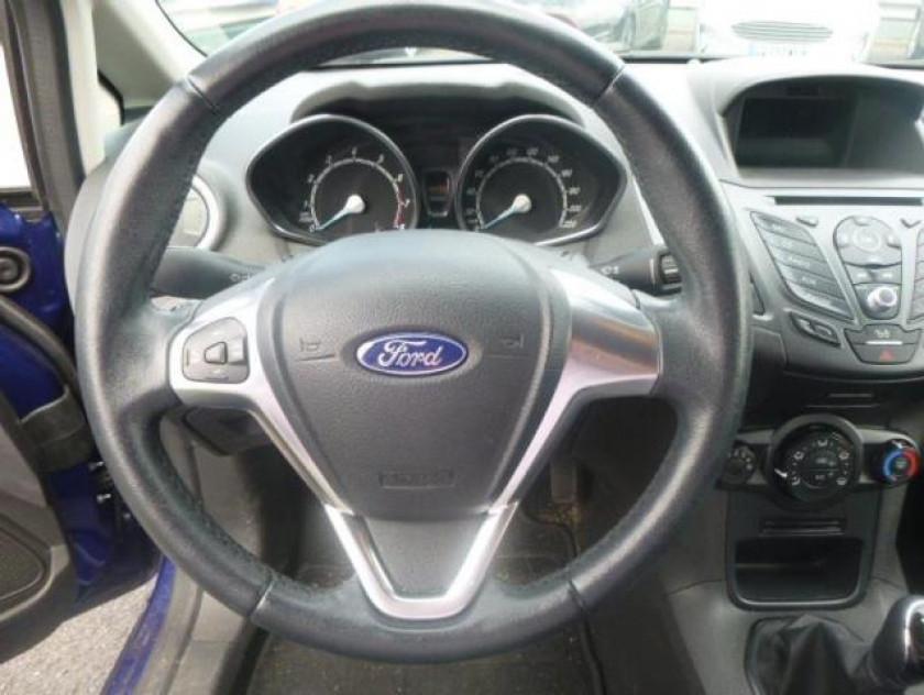 Ford Fiesta 1.25 82ch Edition 5p - Visuel #9