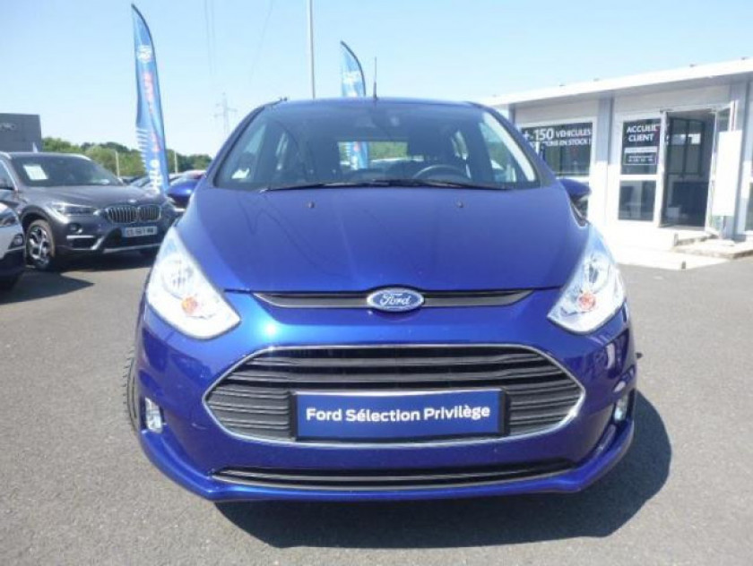 Ford B-max 1.0 Scti 100ch Ecoboost Stop&start Edition - Visuel #7