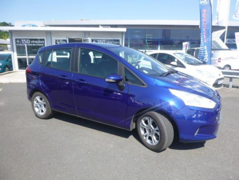 Ford B-max 1.0 Scti 100ch Ecoboost Stop&start Edition - Visuel #6