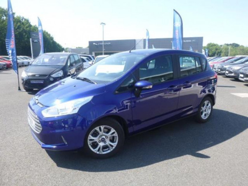 Ford B-max 1.0 Scti 100ch Ecoboost Stop&start Edition - Visuel #1