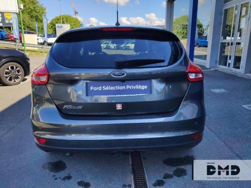Ford Focus 1.5 Tdci 120ch Stop&start Titanium Powershift - Visuel #11