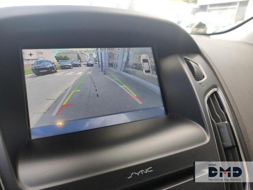 Ford Focus 1.5 Tdci 120ch Stop&start Titanium Powershift - Visuel #15