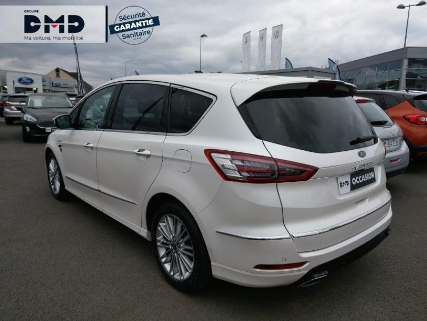 Ford S-max 2.0 Tdci 180ch Stop&start Vignale Powershift - Visuel #3