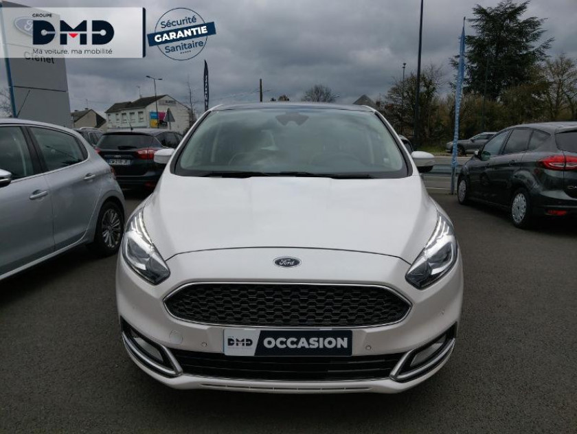Ford S-max 2.0 Tdci 180ch Stop&start Vignale Powershift - Visuel #4
