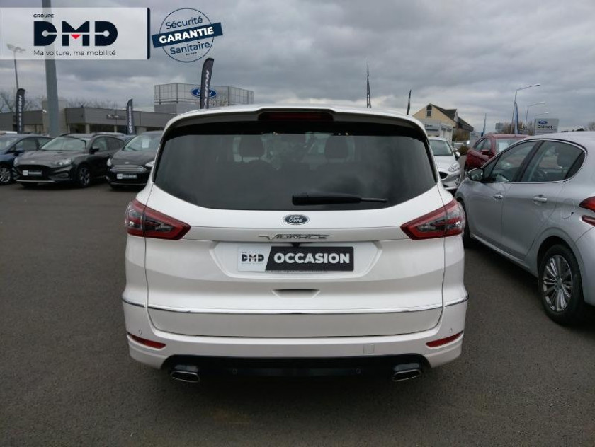 Ford S-max 2.0 Tdci 180ch Stop&start Vignale Powershift - Visuel #11