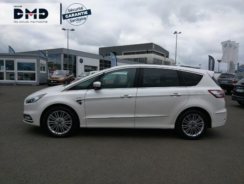 Ford S-max 2.0 Tdci 180ch Stop&start Vignale Powershift - Visuel #2