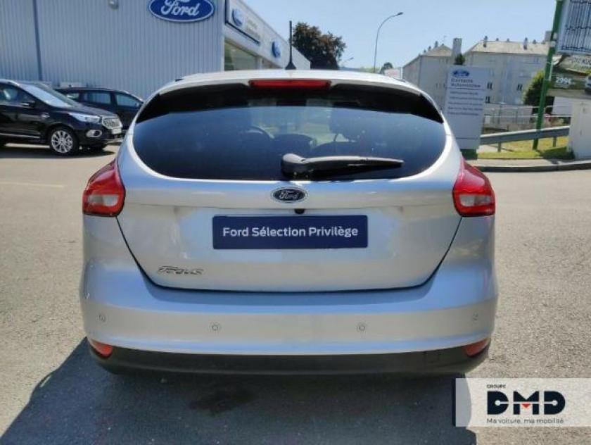 Ford Focus 1.5 Tdci 95 S&s Trend 5p - Visuel #11