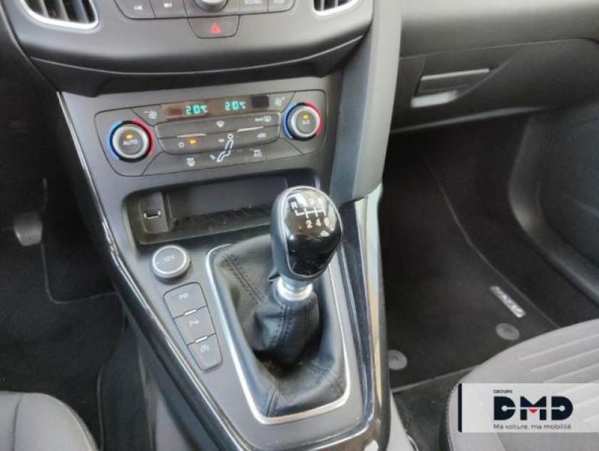 Ford Focus 1.5 Tdci 95 S&s Trend 5p - Visuel #8