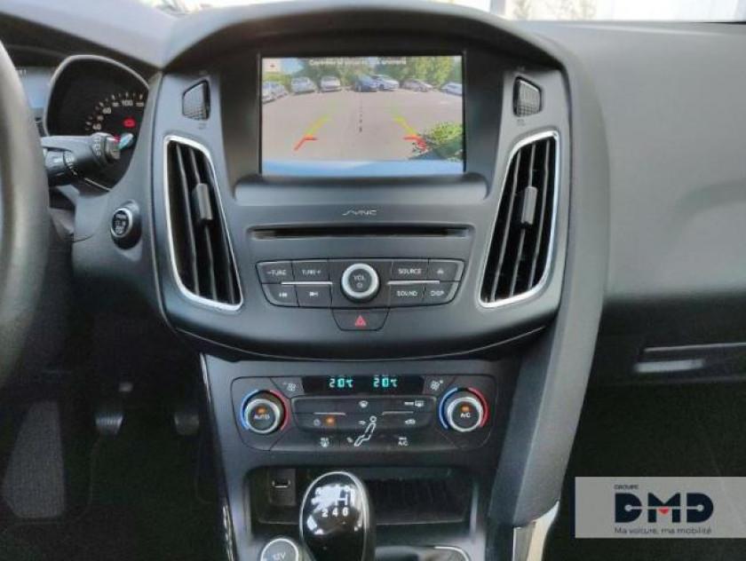 Ford Focus 1.5 Tdci 95 S&s Trend 5p - Visuel #6