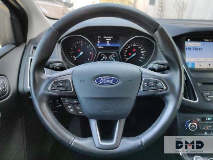 Ford Focus 1.5 Tdci 95 S&s Trend 5p - Visuel #7