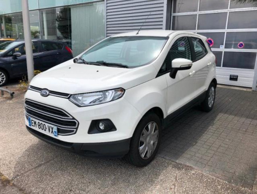 Ford Ecosport 1.0 Ecoboost 125ch Trend - Visuel #1