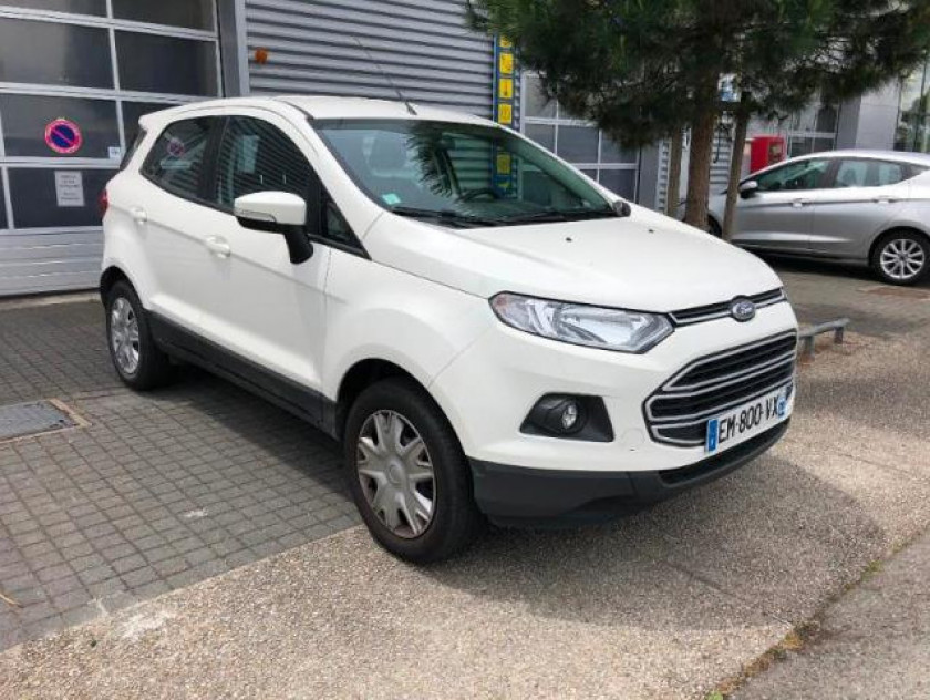 Ford Ecosport 1.0 Ecoboost 125ch Trend - Visuel #5