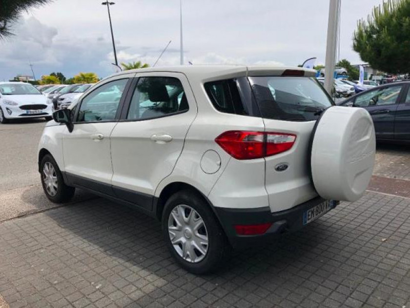 Ford Ecosport 1.0 Ecoboost 125ch Trend - Visuel #2