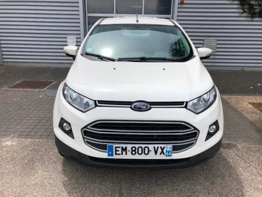 Ford Ecosport 1.0 Ecoboost 125ch Trend - Visuel #6
