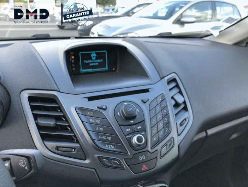 Ford Fiesta 1.0 Ecoboost 100ch Stop&start Trend 5p My2014 - Visuel #6