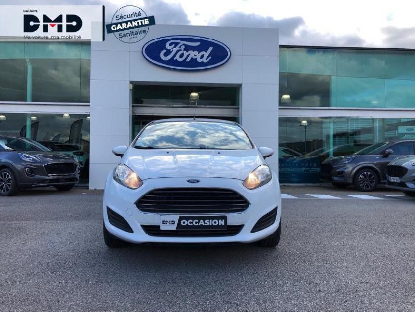 Ford Fiesta 1.0 Ecoboost 100ch Stop&start Trend 5p My2014 - Visuel #4