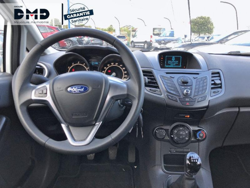 Ford Fiesta 1.0 Ecoboost 100ch Stop&start Trend 5p My2014 - Visuel #5