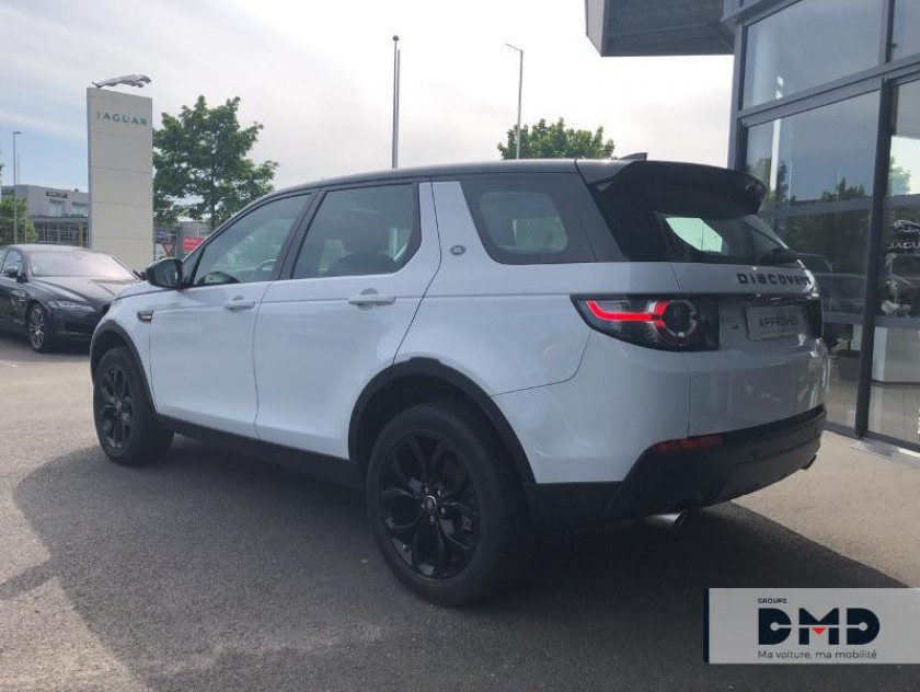 Land-rover Discovery Sport 2.0 Td4 150ch Awd Hse Bva Mark Ii - Visuel #3