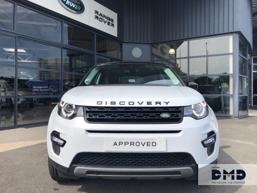 Land-rover Discovery Sport 2.0 Td4 150ch Awd Hse Bva Mark Ii - Visuel #4