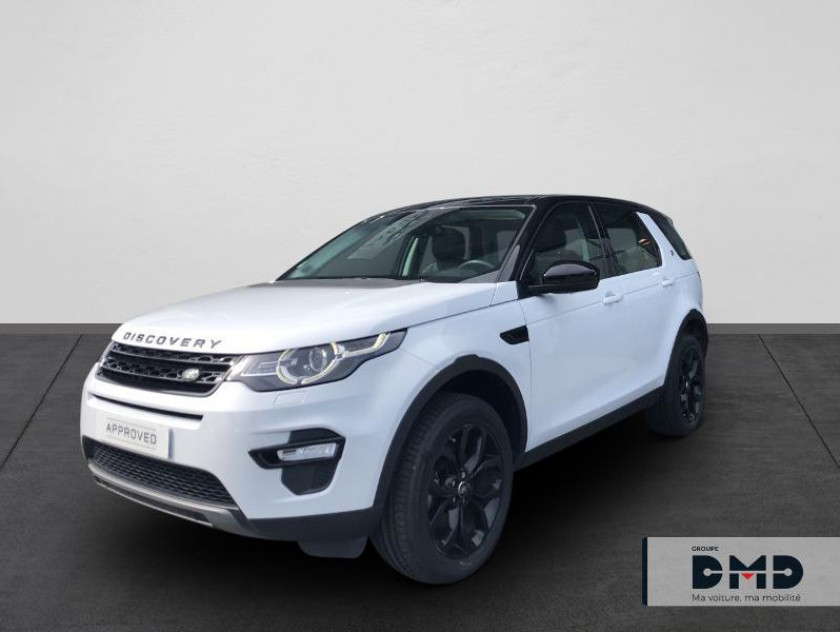 Land-rover Discovery Sport 2.0 Td4 150ch Awd Hse Bva Mark Ii - Visuel #1