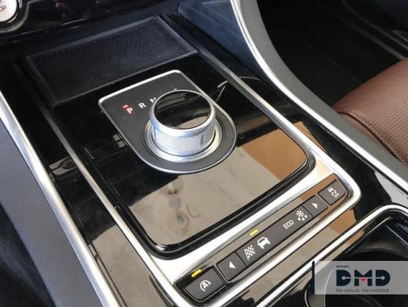Jaguar Xf 3.0 V6 D 300ch Première Edition R-sport Bva - Visuel #8