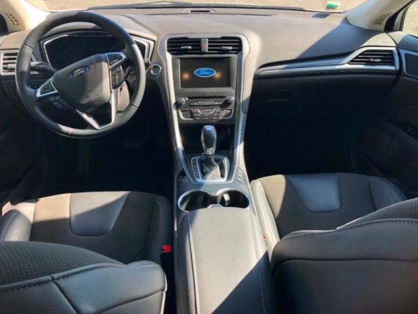 Ford Mondeo 2.0 Tdci 150ch Titanium Powershift 5p - Visuel #9