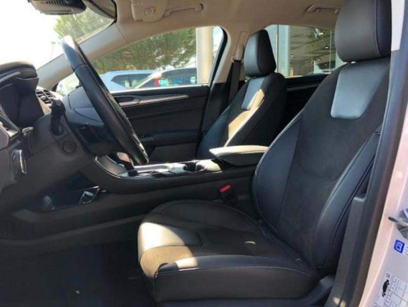Ford Mondeo 2.0 Tdci 150ch Titanium Powershift 5p - Visuel #7