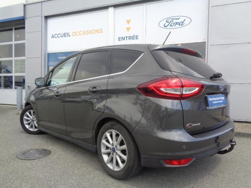 Ford C-max 1.5 Tdci 120ch Stop&start Titanium - Visuel #2