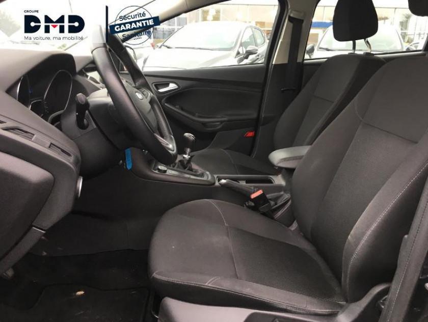Ford Focus 1.5 Tdci 95ch Stop&start Executive - Visuel #9