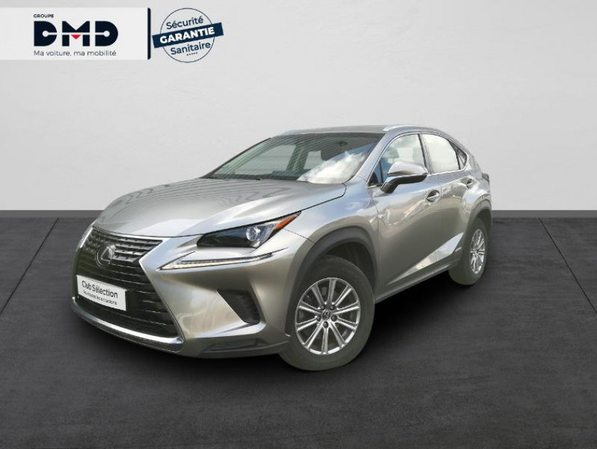 Lexus Nx 300h 2wd Pack Business Euro6d-t - Visuel #1
