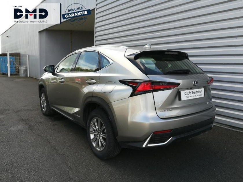 Lexus Nx 300h 2wd Pack Business Euro6d-t - Visuel #3