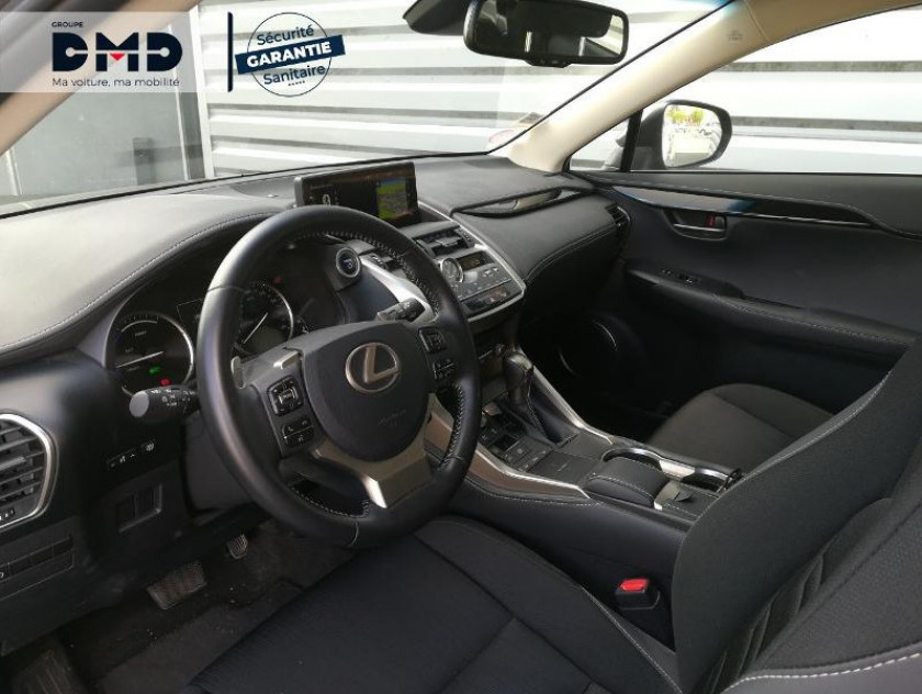 Lexus Nx 300h 2wd Pack Business Euro6d-t - Visuel #4