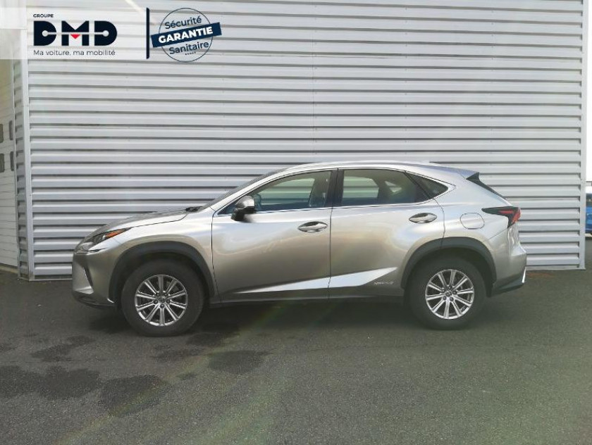 Lexus Nx 300h 2wd Pack Business Euro6d-t - Visuel #2
