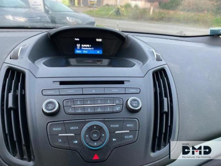 Ford Kuga 2.0 Tdci 150ch Stop&start Trend 4x4 Powershift - Visuel #6