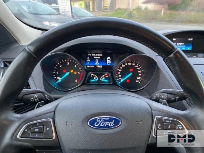 Ford Kuga 2.0 Tdci 150ch Stop&start Trend 4x4 Powershift - Visuel #7