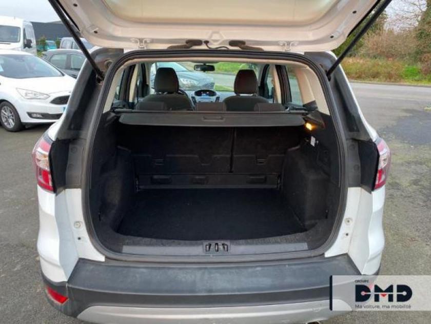 Ford Kuga 2.0 Tdci 150ch Stop&start Trend 4x4 Powershift - Visuel #12