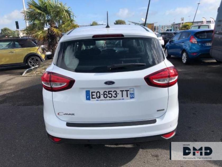 Ford C-max 1.0 Ecoboost 125ch Stop&start Titanium - Visuel #11