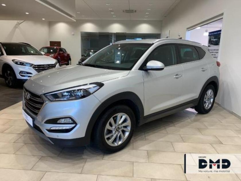 Hyundai Tucson 1.7 Crdi 141ch Creative 2wd Dct-7 - Visuel #17