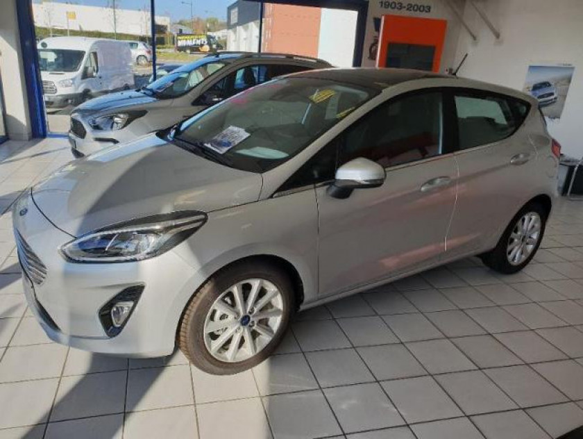 Ford Fiesta 1.0 Ecoboost 125ch Stop&start B&o Play First Edition 5p - Visuel #1