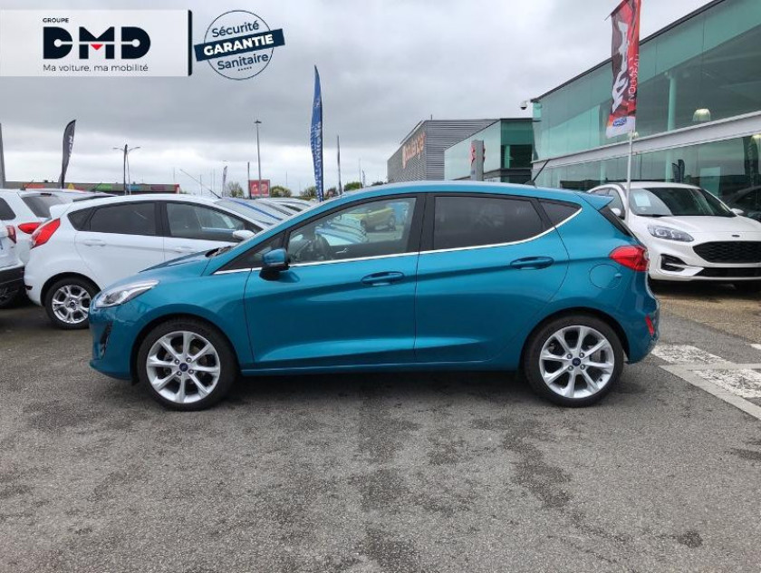 Ford Fiesta 1.0 Ecoboost 100ch Stop&start B&o Play First Edition 5p - Visuel #2