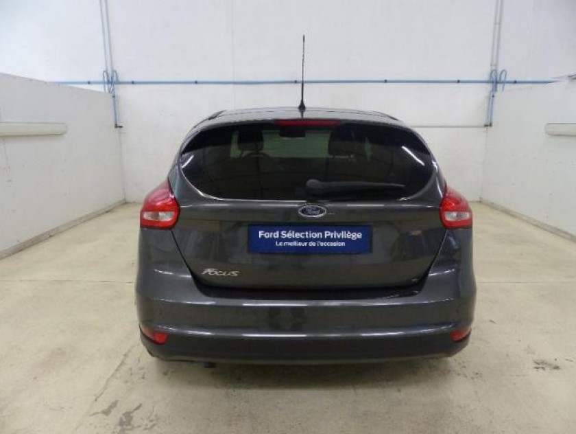 Ford Focus 1.5 Tdci 95 S&s Trend 5p - Visuel #6
