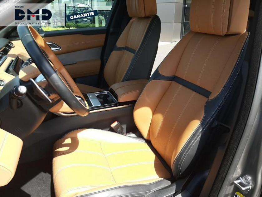 Land Rover Range Rover Velar 2.0d 240ch R-dynamic Hse Awd Bva - Visuel #9