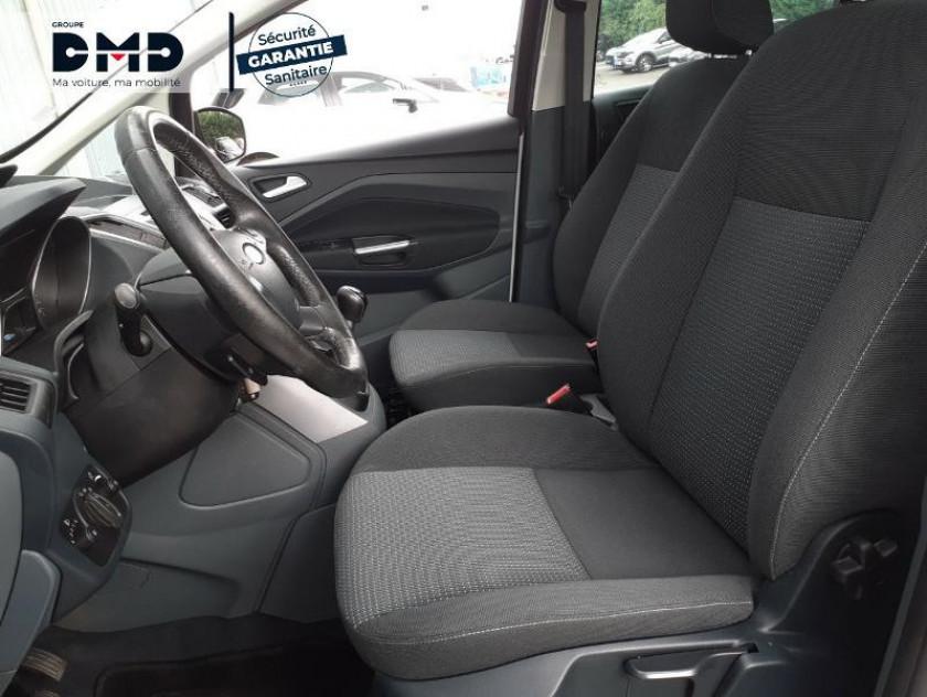 Ford C-max 1.6 Tdci 95ch Fap Edition - Visuel #9