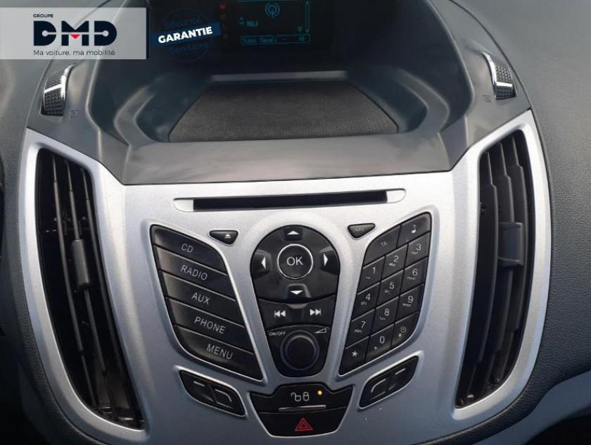 Ford C-max 1.6 Tdci 95ch Fap Edition - Visuel #6