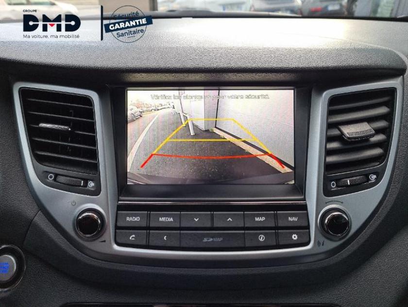 Hyundai Tucson 1.7 Crdi 115ch Creative 2wd - Visuel #14