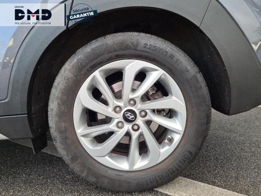 Hyundai Tucson 1.7 Crdi 115ch Creative 2wd - Visuel #13