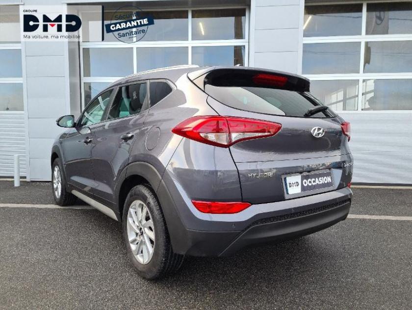 Hyundai Tucson 1.7 Crdi 115ch Creative 2wd - Visuel #3