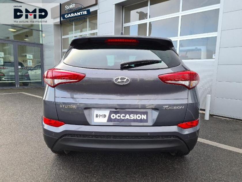 Hyundai Tucson 1.7 Crdi 115ch Creative 2wd - Visuel #11