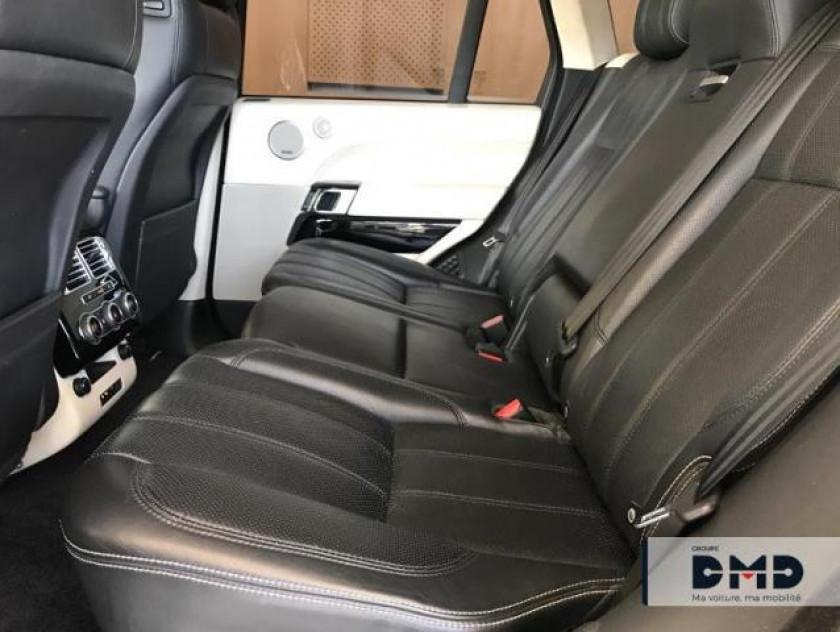 Land-rover Range Rover 4.4 Sdv8 Autobiography Swb Mark Ii - Visuel #10