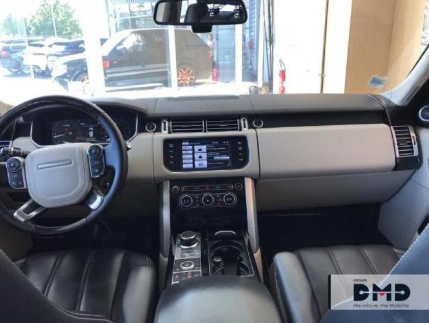 Land-rover Range Rover 4.4 Sdv8 Autobiography Swb Mark Ii - Visuel #5